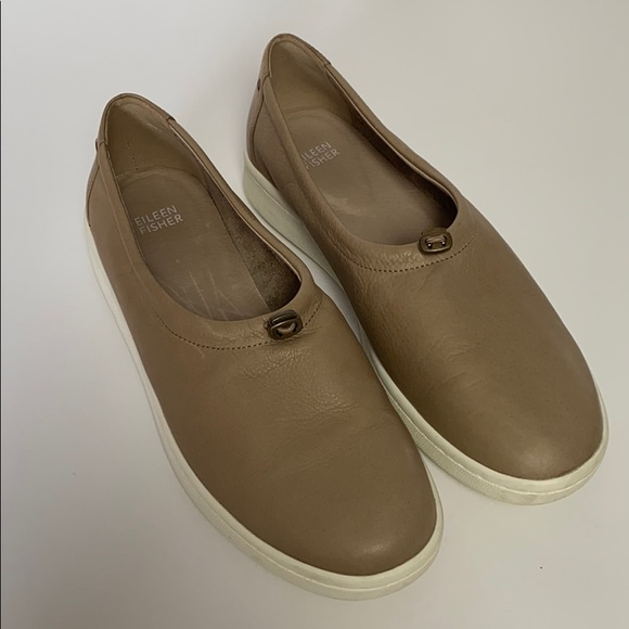 Eileen Fisher Sydney Slip On Shoes